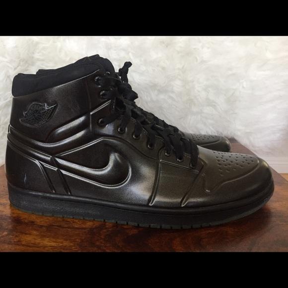 new styles a51e1 a1c2f Jordan Other - Air Jordan 1 Anodized Black men s size 13